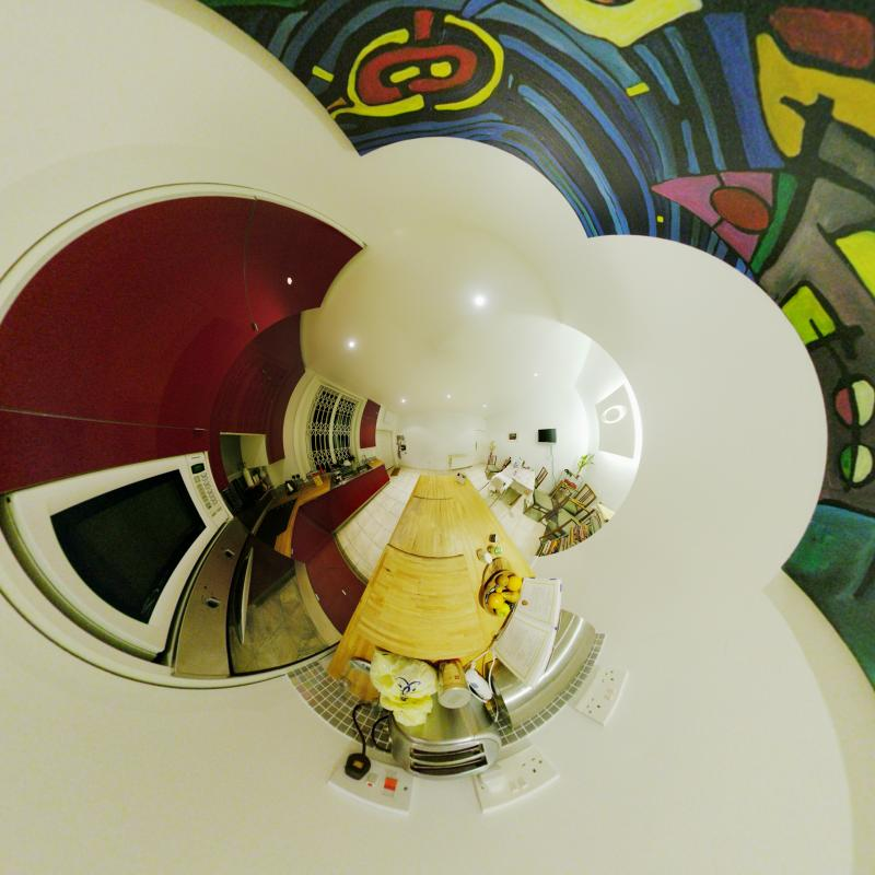 Kitchen Stereographic