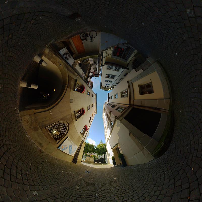 Lucerne Alleyway