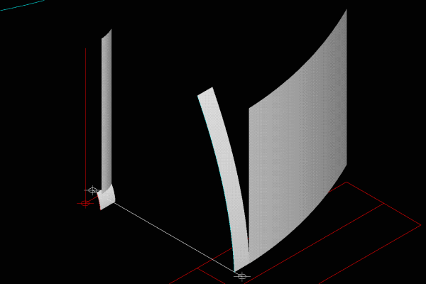 Telescope Raytrace Model B